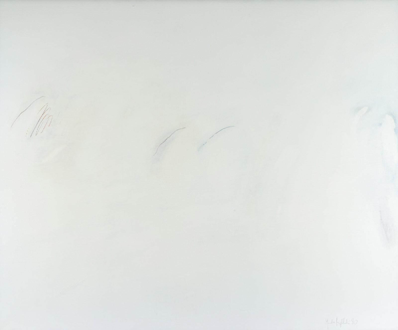 Bez tytułu 3/1990 Jacek Mydlarski